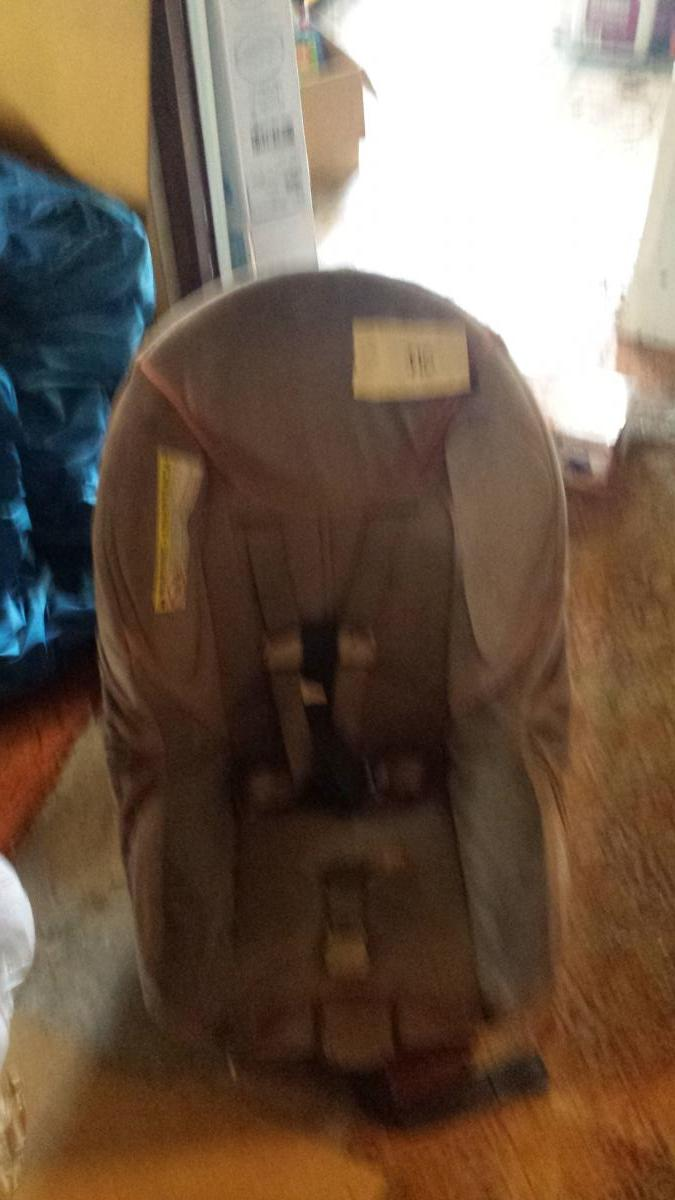 Taken: Child Seats (3)